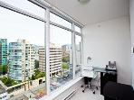 Bright  2BR+Office Corner Unit PURE1404 Min 5 Days