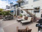 Location! Mission Beach 2br w/Patio/BBQ/Fire-pit!