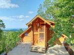 Smoky Mountain Cabin EMERALD CITY LIGHTS 203