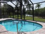 Lemon Bay/Stump Pass 1-2 families Boat Dock to Gulf & POOL!