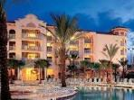 Orlando Florida at Marriott's Grande Vista Resort