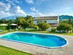 Candigliano - Large farmhouse with 17 sleeps