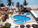Bucerias,Costa Dorada 101, beachfront  ,$1190week