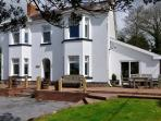 Luxury Villa in Dylan Thomas' Laugharne