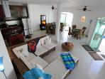 House Bucerias bedrooms 5  Sleeps 10 Beach & pool