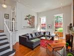 Greenwich Village Luxury Townhouse Apt. With Garden