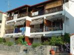 Oreos Holiday-Apartments Sarti