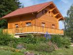 New chalet - view - near center of Gerardmer