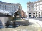 Apartment in Rome Near the Piazza della Republica - Vesta