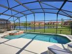 4 BED/ 4BATH IN TERRA VERDE RESORT COMMUNITY WITH A POOL, SPA, AND GAME ROOM.
