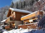 Lovely 3 bedroom apartment in Champagny en Vanoise