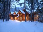 Drumkeeran House on Ivey Lake, Pemberton, BC, Canada