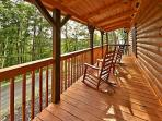 Great Location!  Brand New 2 Bedroom Luxury Cabin in Gatlinburg w/Media Room