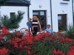 3 bed Youghal house with use of pool, tennis court & playground. Sleeps 6. #SCS0869503