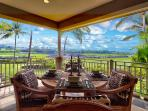 Four Seasons Luxury 2BD Waiulu Villa, Upper Level, Immaculate And Serene
