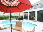 5 bdrm home w/ private pool & grill in Reunion