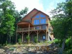 Long Range Views - Fit Pit - Game Table - 2 Fireplaces - Sleeps 13 - 4300'
