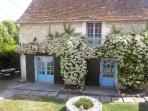 La Lavande 1 bedroom gite in 18th C farmhouse