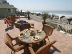 Cozy beachfront vacation rental P538-9