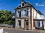 18009-House in Cabourg, at mar