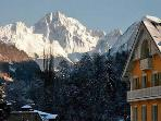 SKI MERIBEL. 3 FIELD OF VALLES. LARGE DUPLEX ****. 3 ZIMMER. 86M2.au Boden 0,1 / 6 PERSONNES.A 200m der Gondel. 100m Resort und Spa BRIDES les Bains. PARKING Gratis WIFI in-sol.INTERNET.