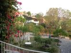 Sunny San Miguel Home, two bedroom apartment, large gardens.