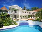 Saline Reef at 19 Saline Point, Cap Estate, Saint Lucia - Ocean View, 2 Pools Linked By Waterfall