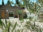 Luxury gites in village in heart of the Languedoc