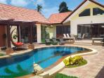 SUPERB VILLA PAPAYA : LIVE LIKE A KING !