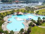 Gorgeous 3BR Yacht Club, pool/wifi/golf! 2-301