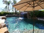 'Desert Bliss' Pool, Swim-up Bar, Waterfall Grotto