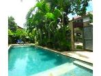 Taman Villa large family villa & child safe pool.