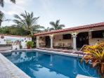 Island House - Private Walk-to-All Home, Pool, 4 Blocks to Ocean
