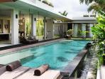 Ultra Modern Luxury 3bed Villa Seminyak,large pool