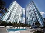 Modern Apartment in Brickell, Downtown Miami