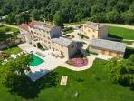Luxury Villa Poropati, Groznjan With Private Pool