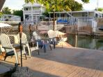 Keys getaway on peaceful Tavernier right on water