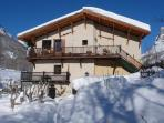 COSY HOUSE IN THE SERRE-CHEVALIER SKI RESORT