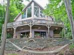 Lakefront Chalet on Lake Wallenpaupack