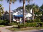Spend Christmas in the Clearwater Beach Vacation Retreat - a house & cottage that sleeps 12-13.
