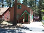 Family Friendly Big Bear City Rental