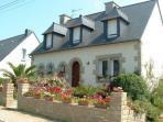EXCEPTIONAL LOCATION SUPERB SEA VIEW of the Bay of St Malo very comfortable and Relaxing
