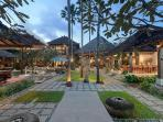 Luxury 6-bedroom villa in the heart of Seminyak