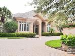 Spectacular, pet friendly mansion with golf membership in fabulous Collier's Reserve