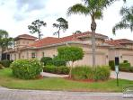 Beautiful pool and spa home overlooking golf course at Lely Resort