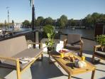 Amstel River Houseboat