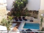 Zebbug three bedroom farnhouse with outdoor pool