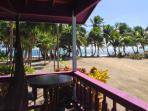 Tranquil Caribbean Island Beachfront Cottage 1