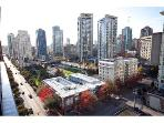 Yaletown 2 Bedroom Brand New with Urban Park View