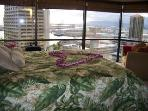 Honolulu Vacation Rental Oahu Condo See ocean view